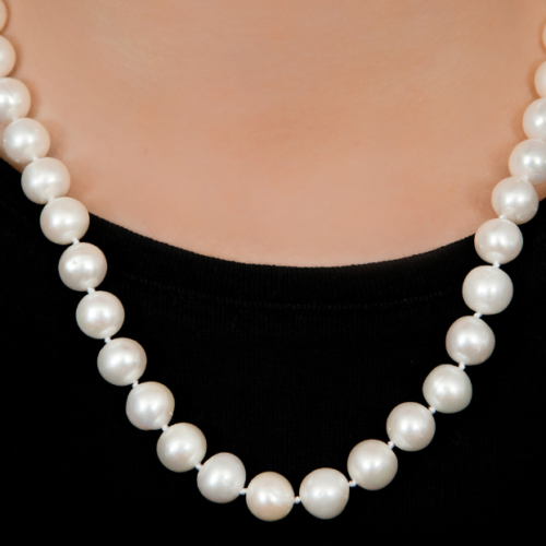 Pearl necklace 10-11mm