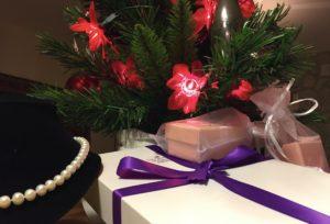 Christmas pearls